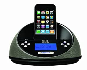 JBL On Time Micro Audio Speaker Dock with Clock for ...