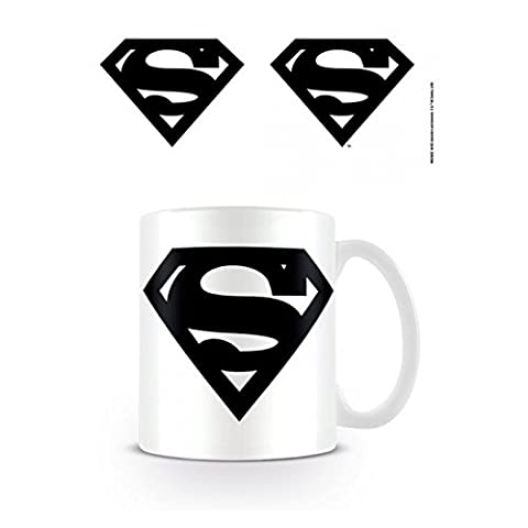 DC Originals Mono Superman Logo Tasse en céramique