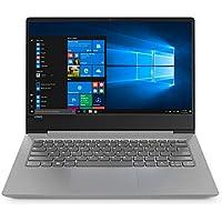 Lenovo ideapad 330S-14IKB Notebook, Display 14.0 HD, Processore Intel I5-8250U, RAM 8 GB, Storage 256 GB SSD, Grafica Condivisa, Windows 10, Grigio, 81F400Y2IX