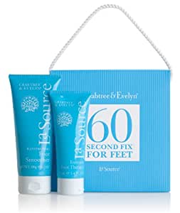 Crabtree & Evelyn La Source 60 Second Fix Kit for Feet