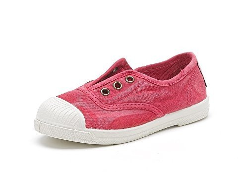 Natural World , Damen Pumps rot magenta, rot - magenta - Größe: 31