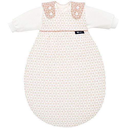 Preisvergleich Produktbild Alvi Baby-Mäxchen 3tlg. Graphic rosa,  Größe:74 / 80