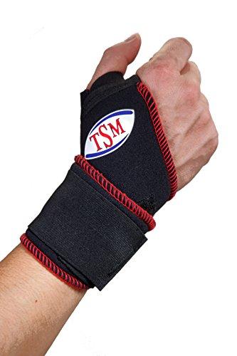 TSM 88 Sportbandage Handgelenkgurt Aktiv Stabil Plus One Size 2212 1