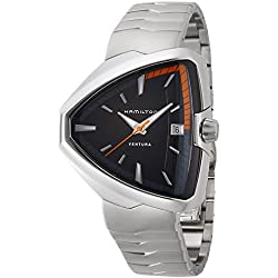 Hamilton reloj Ventura elvis80FECHA h24551131hombre [Regular importados]