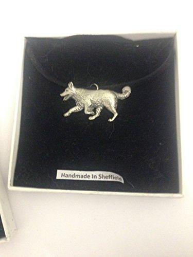 border-collie-pp-d21-hund-english-pewter-auf-schwarzer-kordel-halskette-handgefertigt-41-cm