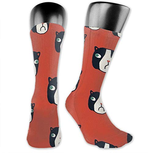 Cat Unisex Casual Mannschaftssocken Daily Sports Socks boot socks