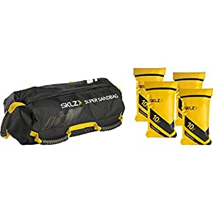 SKLZ APD-SB75-02 Trainingssandsack Krafttraining Trainingsgewicht Super Sandbag