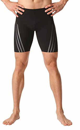 Adidas Infinitex Streamline Jammer de maillot de bain Black/Night Metallic