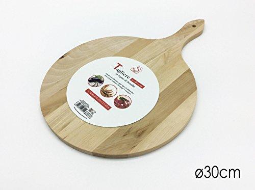 Tagliere in legno per pane salumi formaggi in legno affetta alimenti acc cucina