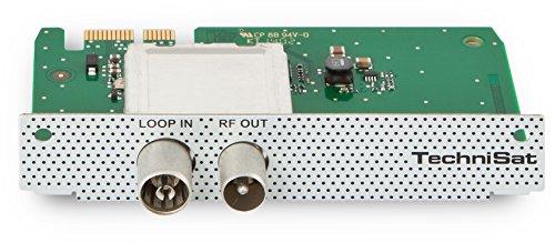 TechniSat DoppelTuner-Modul TC Diplexer (DVB-C/T Tuner, Tuner-Erweieterung für TechniCorder STC)