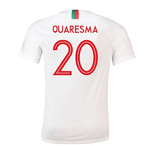 2018-2019 Portugal Away Nike Football Soccer T-Shirt Camiseta (Ricardo  Quaresma 20 94b0b142b