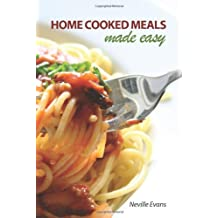 """Home Cooked Meals (NB: content is """"Safe: Your Complete Guide to Domestic Abuse"""")"""