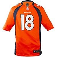 Il Nike NFL GAME Team sport u.bsv BRILLIANT ORNGE/PEYTON Manning - Arancione Nike Jersey