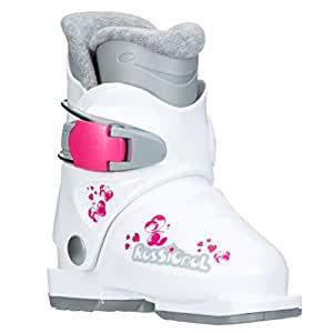 Rossignol - Chaussures De Ski R18 Girl Blanc - Fille - Taille  17.5 - Blanc