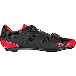Giro Savix - Zapatillas Hombre - Rojo/Negro Talla del Calzado 44 2018
