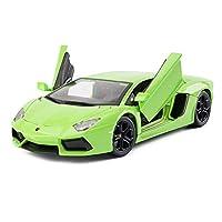 Descrizione del prodottoNome prodotto: modello di autoCategoria: Lamborghini LP700Colore: nero, giallo, verdeDimensioni: 25x11x6,5 cmRapporto: 1:18Materiale: lega di zinco, plastica, gommaEtà applicabile: 4 anni o piùPrestazioni del prodotto: può apr...