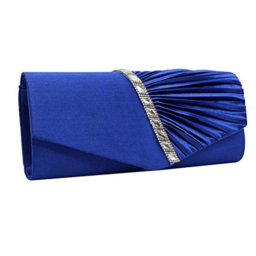 Eysee - Borsa a tracolla donna Sapphire blue