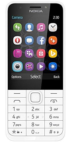 Nokia 230 Dual SIM, silber