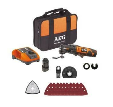 AEG - Outil multifonction OMNIPRO 12V BWS12CLI