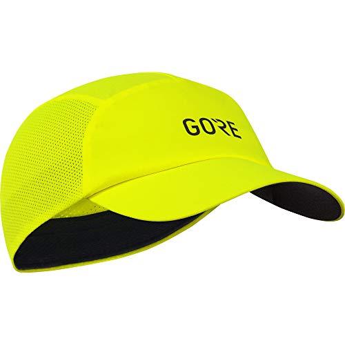 GORE M Unisex Mesh Kappe, ONE, Neon-Gelb