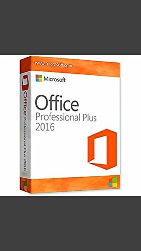 Office 2016 Professional plus. Digital Download only. Delivery via email.