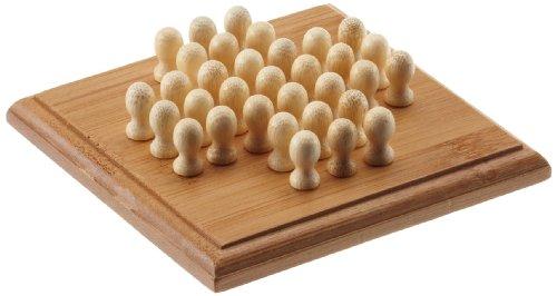 Philos 6495 - Solitaire, Bambus, Green Games, Reisespiel, Strategiespiel