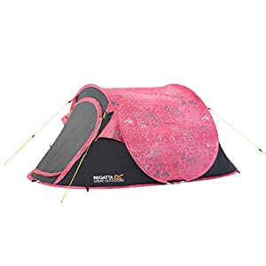 regatta waterproof malawi unisex outdoor pop-up tent available in