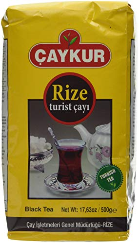 Caykur Rize High Quality Turkish Black Tea from Turkey (500g)