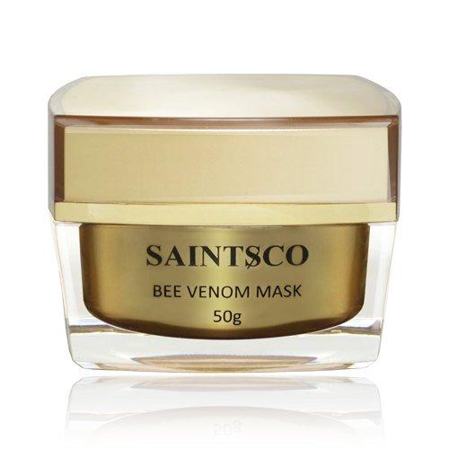 NOUVEAU !!! Saintsco Bee Venom Mask / Cream (50G) - Anti-âge masques de venin d'abeille / crème pour le visage - Alternative naturelle au Botox - avec Miel de Manuka UMF 15+ de la Nouvelle-Zélande (Livraison gratuite dans le monde entier)