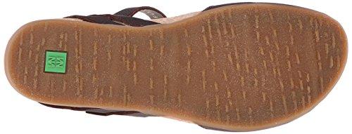 El Naturalista Zumaia Nf41 - Sandali donna Marrone (Marrone (Brown))