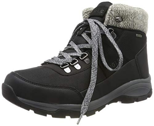 Aigle Damen Vedur Warm W Trekking- & Wanderschuhe, Schwarz (Black 001), 37 EU