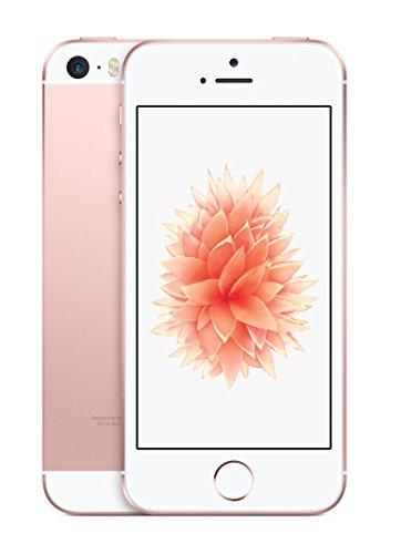 Apple - M    Vil - iPhone se DE 32 GB  con Red 4g  Pantalla Retina de 4 y C    Mara DE 12 MP  Oro Rosa