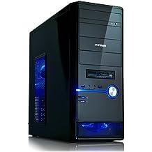 Ankermann-PC Aufrüst PC, AMD A10-6790K 4x4,0 GHz, onBoard Graphic DVI-HDMI-VGA, 8 GB DDR3 RAM, sin sistema operativo, Card Reader, EAN 5I-9DHJ-YIMT