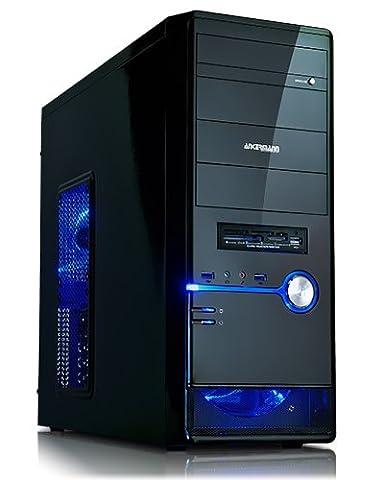 Ankermann-PC Office AMD, AMD FX 4300 4x3,80 GHz Turbo: 4,00GHz, MSI GeForce GT 710 2GB, (Nuovo D & G Degli Occhiali)