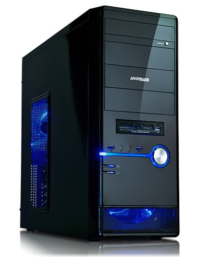 Preisvergleich Produktbild Ankermann-PC WildRabbit GAMER,  Intel Core i7-6700K 4x4.00GHz Skylake,  Gigabyte Radeon RX 460 WindForce OC 4GB,  16 GB RAM KINGSTON DDR-4 PC2133,  2000 GB Festplatte,  -,  Card Reader,  EAN 4260219656030