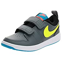 نايك حذاء التدريب للأطفال الجنسين مقاس 28.5 EU، رمادي