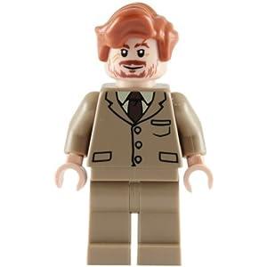 LEGO Harry Potter: Profesor Lupin (Bronceado Traje) Minifigura 41