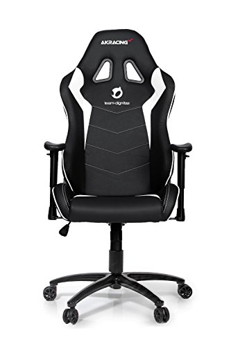 AKRACING Team Dignitas Edition Gaming Chair Max – weiß on Line