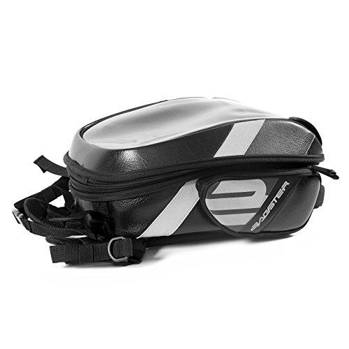 Tankrucksack Bagster Stunt PVC schwarz für Tankschutzhaube