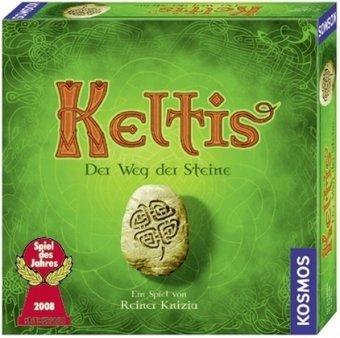 Kosmos  6903590 - Keltis, Spiel des Jahres 2008