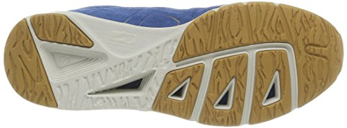 Asics Unisex-Erwachsene Shaw Runner Sneaker Blau (ESTATE BLUE/ESTATE BLUE)