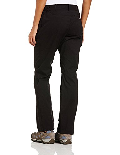 Regatta Fellwalk STR Pantalon femmes Noir - Noir