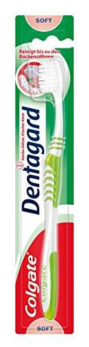Dentagard Zahnbürste Dentagard soft, 1er, 4er Pack (4 x 1 Stück)