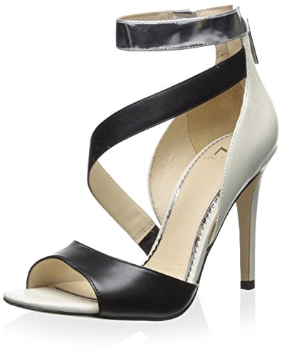 Marc Fisher Doris Damen Leder Sandale Black Multi