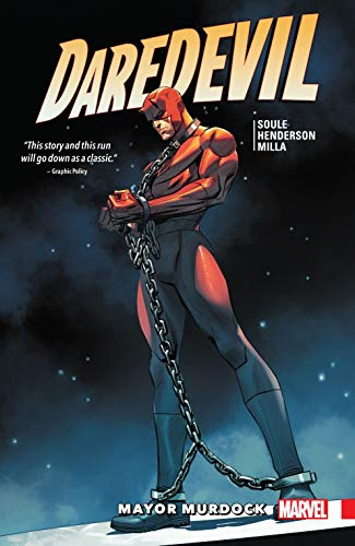Daredevil: Back In Black Vol. 7: Mayor Murdock (Daredevil (2015-2018)) (English Edition)