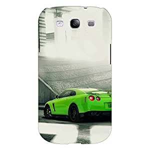 Jugaaduu Super Car Porsche Back Cover Case For Samsung Galaxy S3 Neo