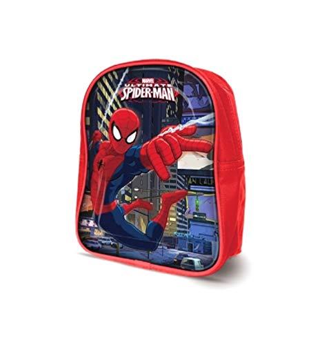 Marvel Spider-Man Kinder-Rucksack Kindergarten-Tasche