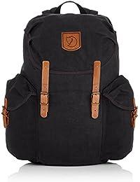 Fjällräven Rucksack Övik Backpack 20 - Mochila de senderismo, color Negro, talla 50 x 40 x 20 cm, 20 litros