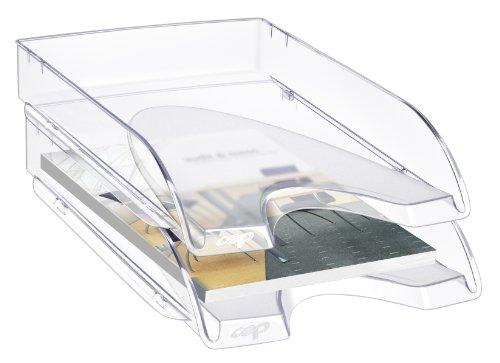 CEP CepPro 200+ - Lote de 2 bandejas compactas, color cristal