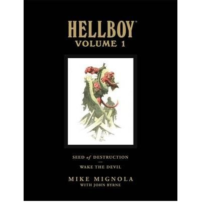(Hellboy Volume 1: Seed of Destruction) By Mignola, Mike (Author) Hardcover on (04 , 2008)
